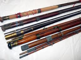 Reel value gallery for Old fishing rods worth money